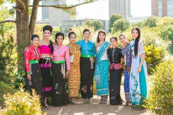 Miss Tai Village 2013.1